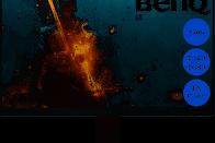 BENQ GL2580HM - GAMINGMANITOR: afbeelding 1